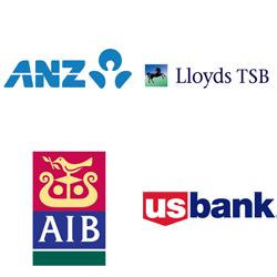 Examples of our Banking and Financial Services Clients
