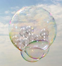 growing bubble