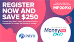 Meet PayX at Money20/20 Asia 24-26 March 2020