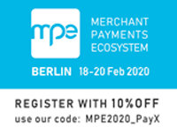 Meet PayX at MPE Berlin 18-20 February 2020